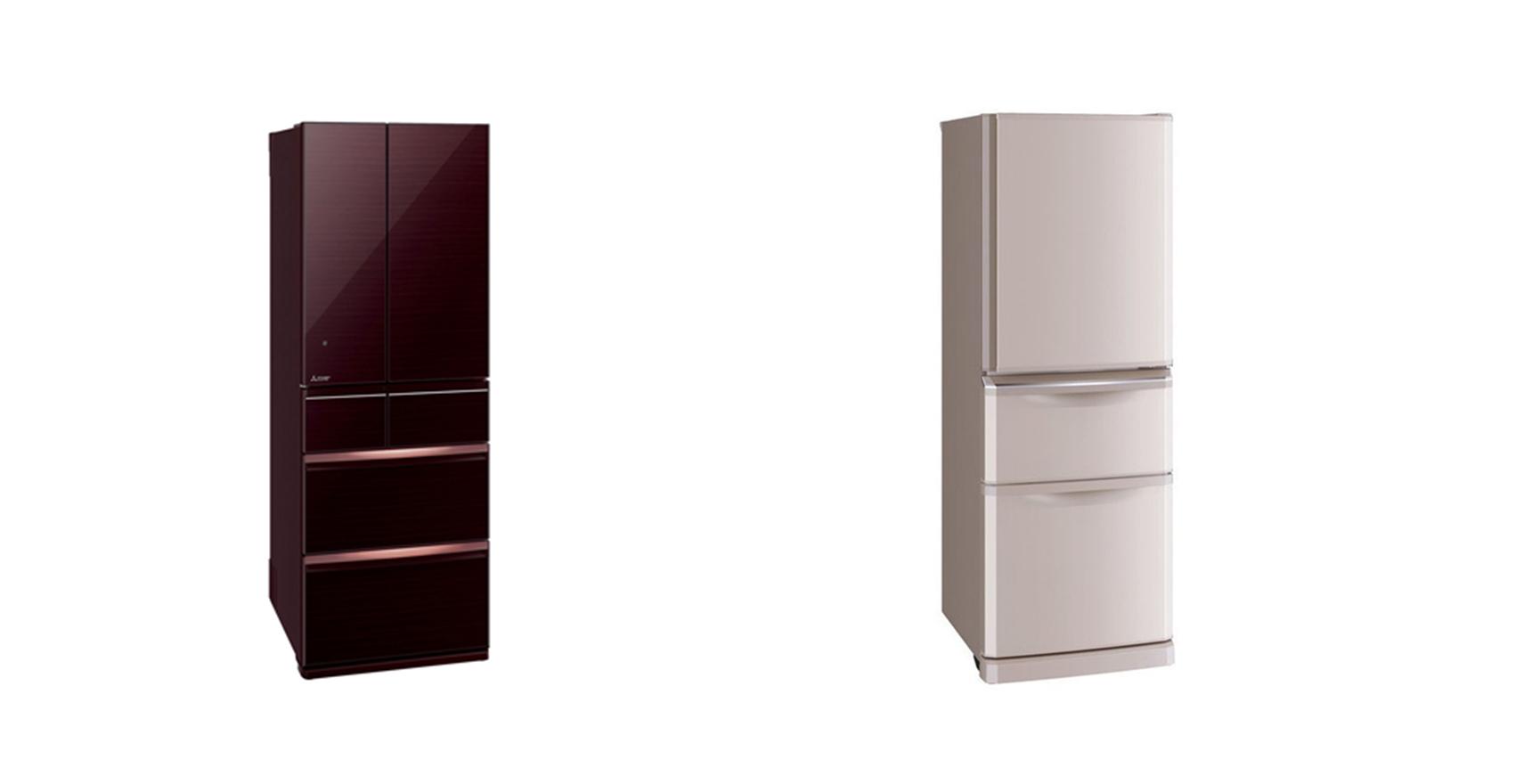 三菱(MITSUBISHI)の冷蔵庫